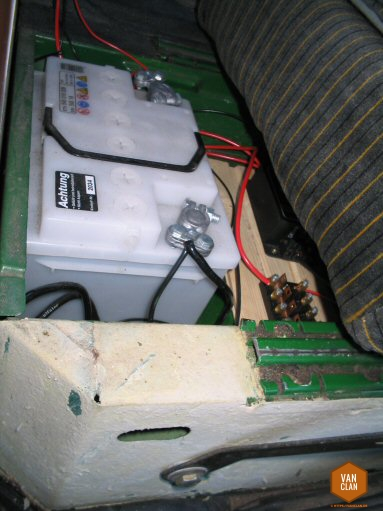 Zweitbatterie