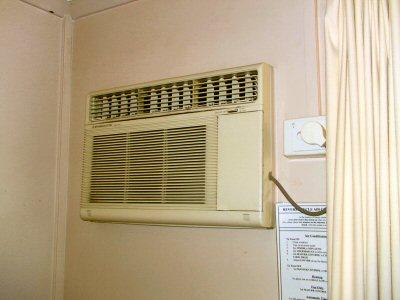 Klimaanlage unseres Herzens