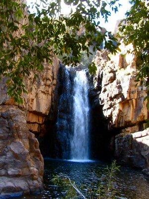 Wasserfall Kathrine Gorge