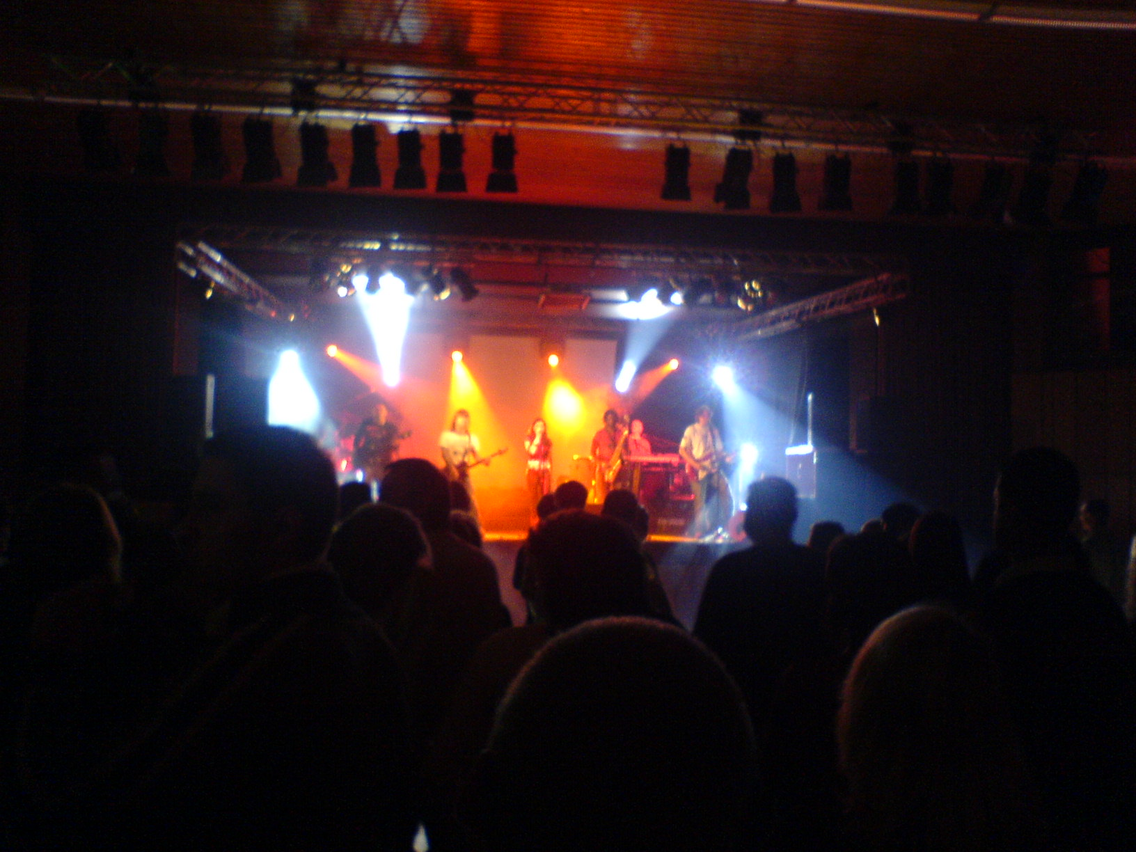 Joe Williams Band in Oetisheim