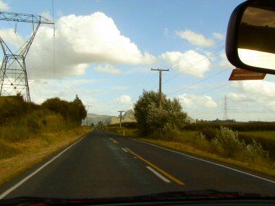 Neuseelands Strassen