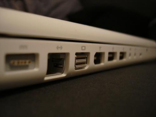 MiniDVI am MacBook