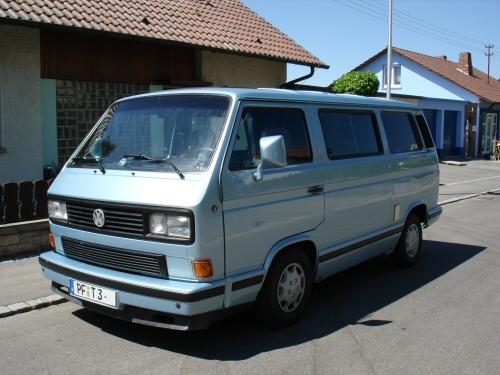 VW T3 2,1 WBX Bluestar Hannover Edition