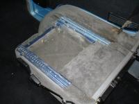 Drehkonsole im VW Bus T3 nachruesten