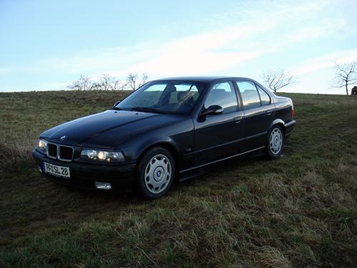BMW 328i E36