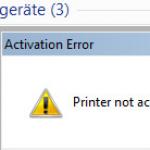 Lexware PDF Export funktioniert nicht