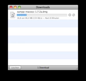 Xampp downloaden
