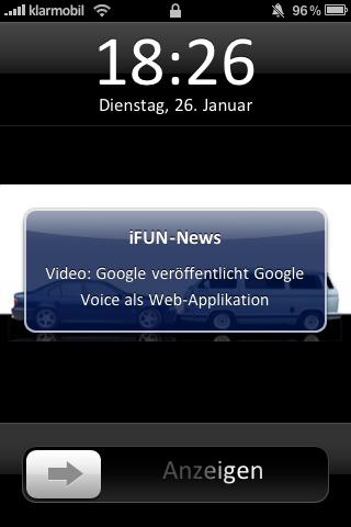 iFUN News App