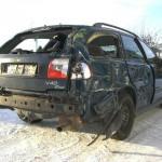 Volvo's erste Schneeerfahrung