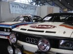 noch 'n schöner Audi - neben schönem BMW