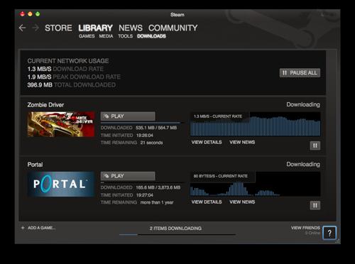PORTAL kostenlos via Steam- auch für den Mac!
