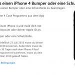 iPhone 4 Case Programm gestartet