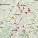 Facebook: Lokalisierungsdienst Places (oder deutsch: 'Orte')
