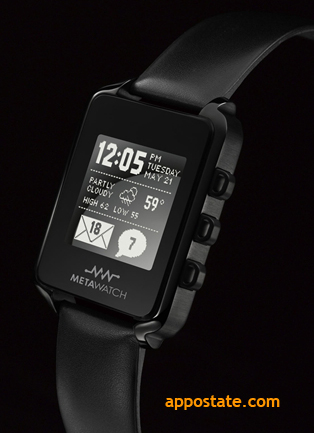 Fossil Texas Instruments Metawatch
