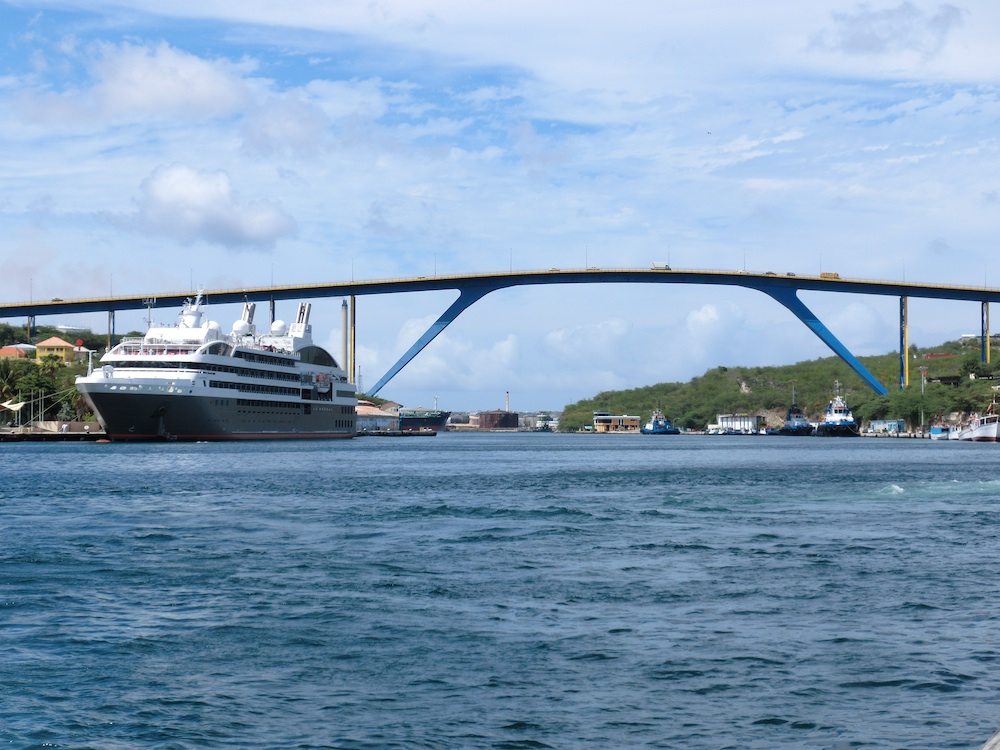 Willemstad Curacao Harbour