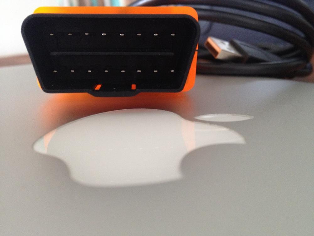 Macbook Air mit Mac OS X Lion und WinXP unter VMware Fusion mit INPA EDIABAS über USB-Interface für BMW e65