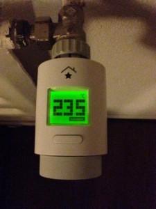 Thermostat von RWE Smarthome