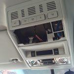 Dashcam in der Dachkonsole des T5.2 Multivan verbauen