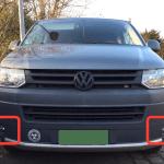 Leuchtmittel tauschen am VW T5.2 Multivan und anderen – Teil 1: Front