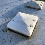 Dachluke oder Dachhaube reparieren / austauschen am Wohnwagen Knaus Südwind 450 (und anderen)