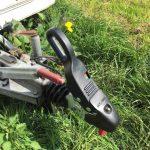 Tausch der Wohnwagenkupplung durch eine Winterhoff WS 3000 Antischlingerkupplung