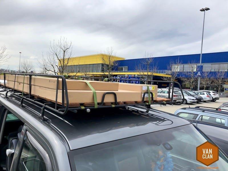 Die Ikea Einkaufsliste Für Camper Bus Van Wohnwagen Wohnmobil