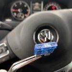 Sicherung des Zigarettenanzünders in der Schublade des VW Bus T5 Multivan