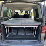 Ikea-Hacks für Busfahrer – Nummer 1: Heck-Küche oder Heckschrank im T5 mal anders