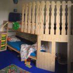 Ikea-Hack: Spielburg aus dem Hochbett Kura bauen