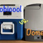 Test der Kompressor Kühlbox Mobicool MCF-32 im Vergleich zur Dometic Waeco Coolfreeze CDF-18