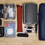 Ikea-Hacks für Busfahrer – Nummer 3: Ikea Boxen statt VW-Schubfächer unter der Bank