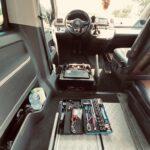 230V-Einspeisung im T5 Multivan – Teil 5 (Fertigstellung Innenraum)
