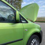 Inspektion: Luftfilter wechseln beim VW Caddy 2K TSI