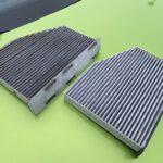Inspektion: Innenraumfilter wechseln beim VW Caddy 2K TSI