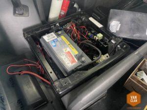 Nachtrag zum Wechsel der Zweit-Batterie im T5